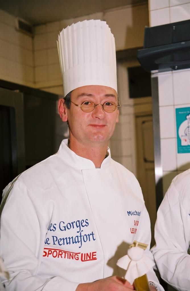 Michael Jones 2001