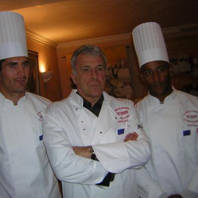 Rodriguez, Gerets, Gregan 2007