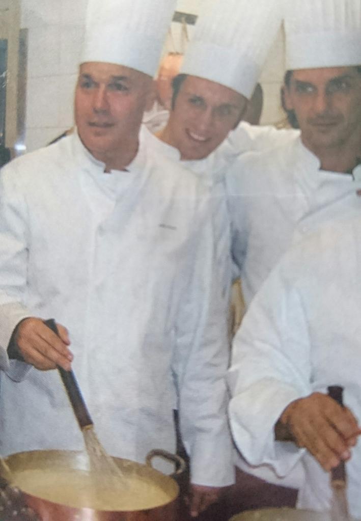 Jose Anigo, Pancho Abardonado, Laurent Spinosi