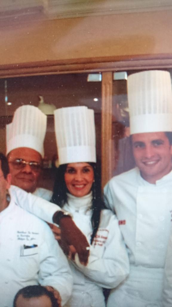 Guy Kedia, Alessandra Bianchi, Cedric Carasso