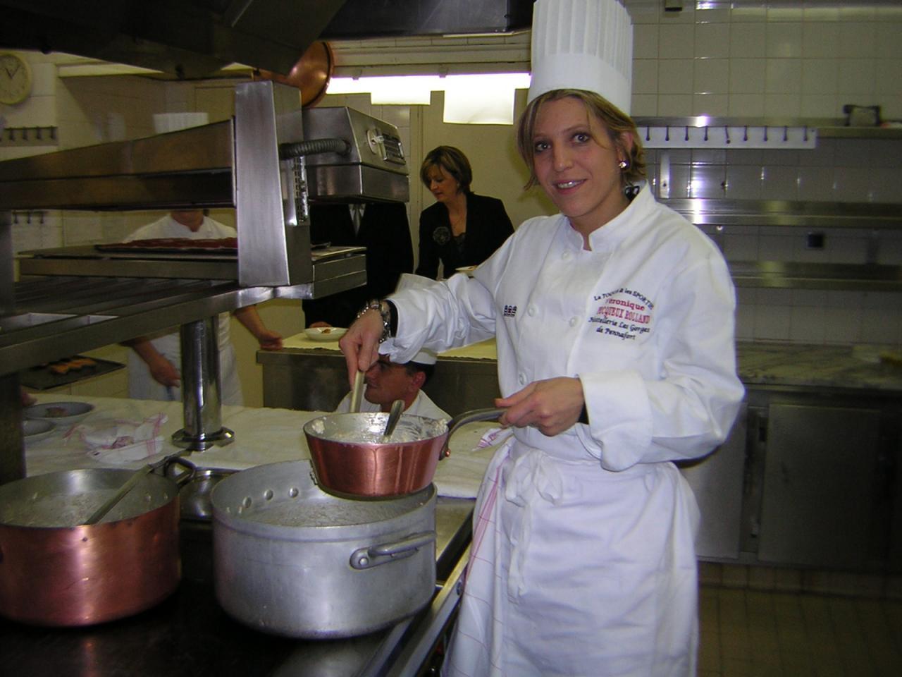 Veronique Pecqueux roland 2005